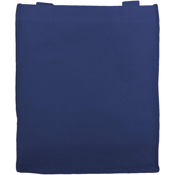Mini Elm non-woven tote bag - Navy