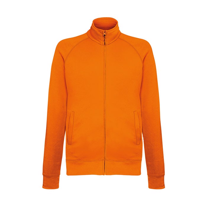 Mikina Lightweight Jacket 62-160-0 - Orange / S