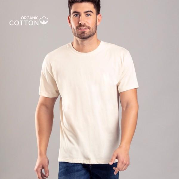 "Camiseta Adulto ""keya"" Organic Natural - Natural / S"