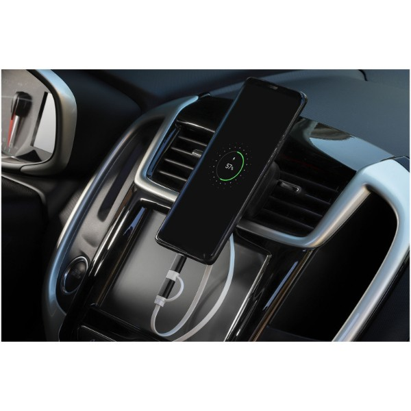 Chariot magnetic phone mount - Solid black