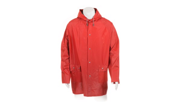 Impermeable Hinbow - Rojo / M/L