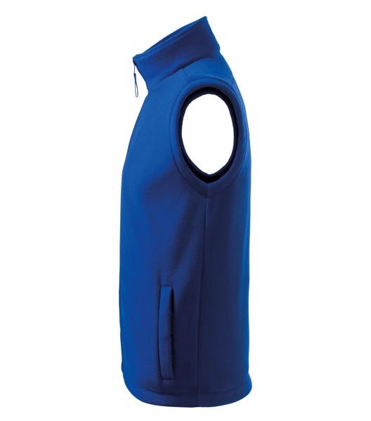 Fleece Vest unisex Rimeck Next - Royal Blue / M