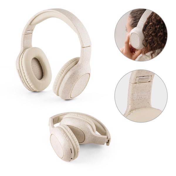 FEYNMAN. Foldable wireless headphones