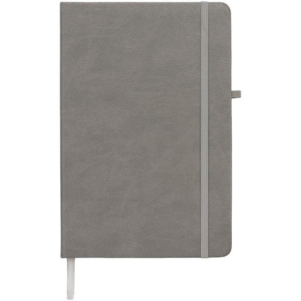 Rivista A5 Notizbuch - Grau