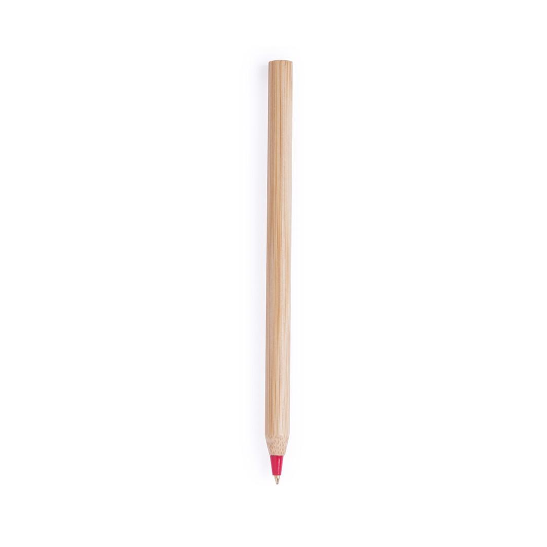 Bolígrafo Unkox - Rojo