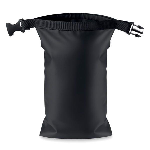 Water resistant bag PVC small Scubadoo - Black