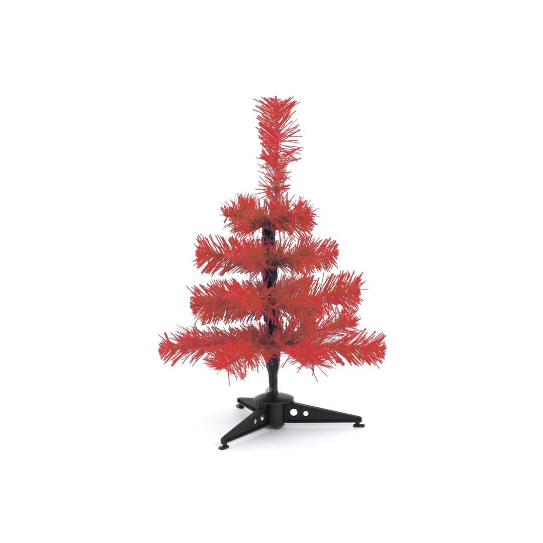 Árbol Navidad Pines - Rojo