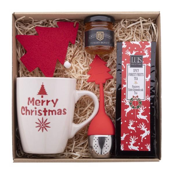 Tea Gift Set Salla - Natural