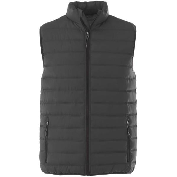 Mercer insulated bodywarmer - Steel grey / XXL