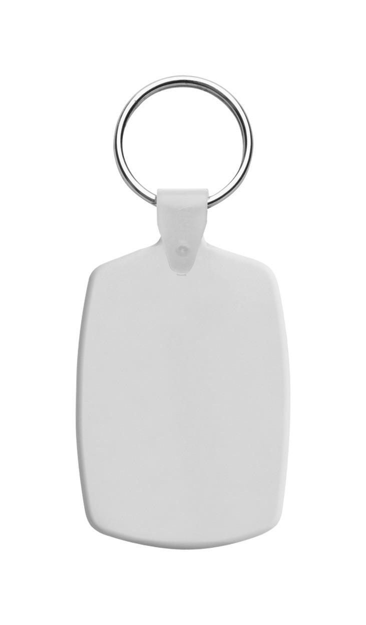 Přívěšek Na Klíče Slice - Bílá