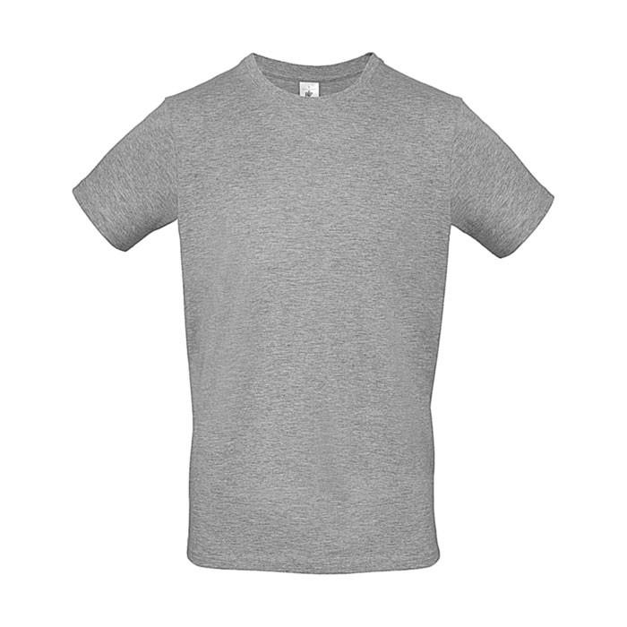 T-shirt 145 g/m² #E150 T-Shirt - Sport Grey (RS) / 3XL