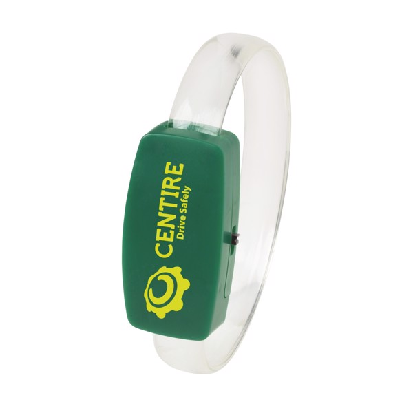 GlowBracelet - Green