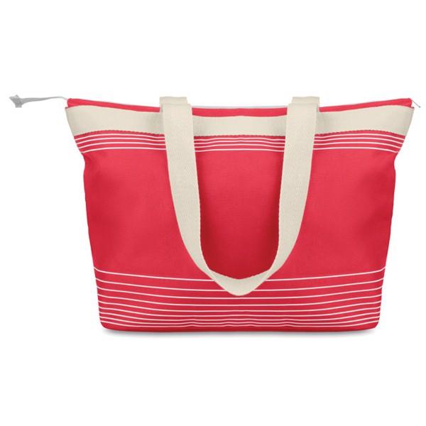 Plážová taška 600D/canvas Palawan - red