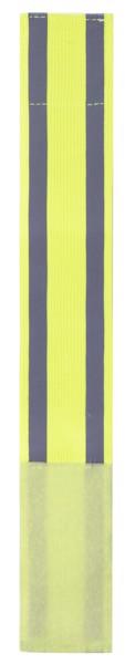 Bracelete Reflectante Picton - Amarelo Fluor