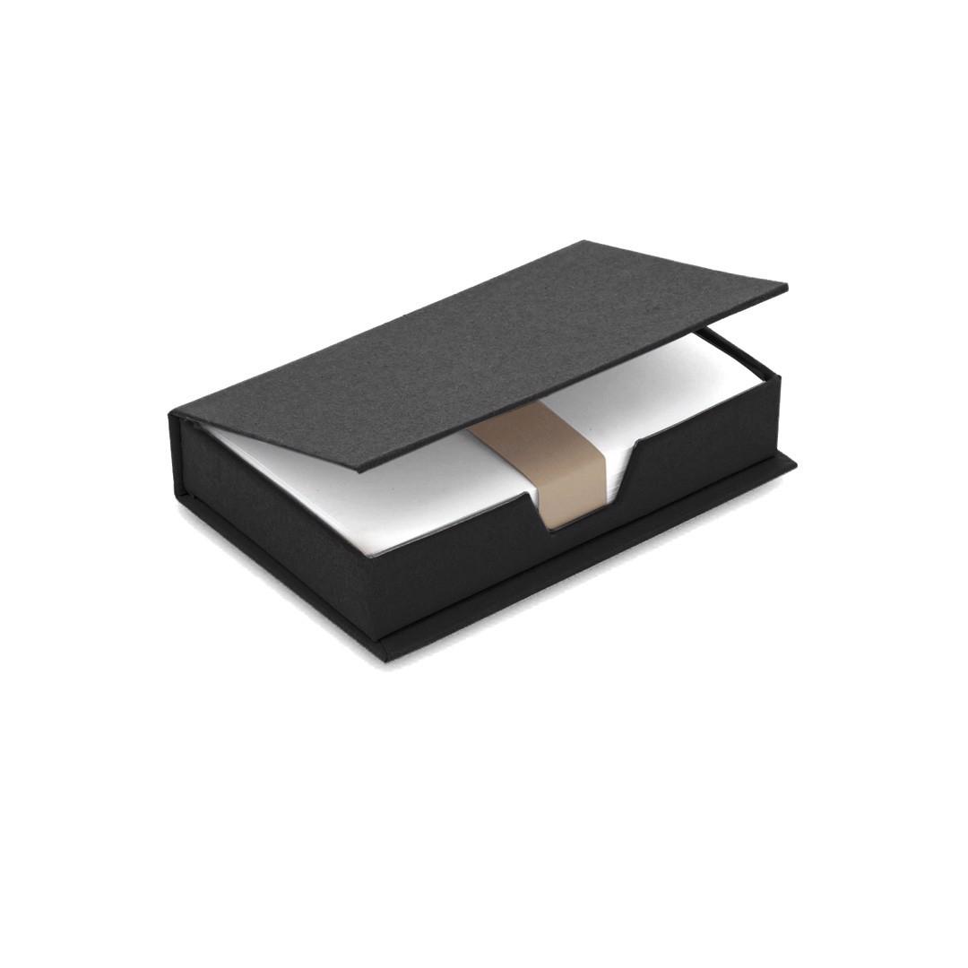 Notepad Holder Legu - Black