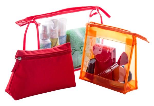 Kosmetická Taška Britney - Červená