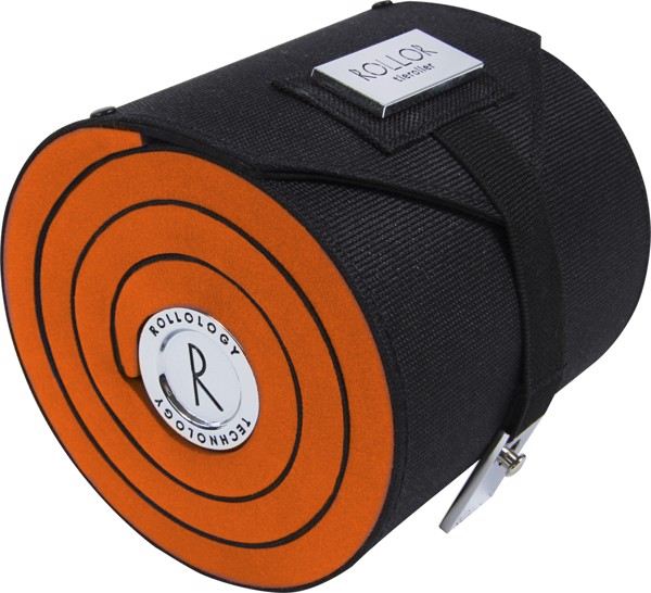 Rollor® travel tie carrier - Orange