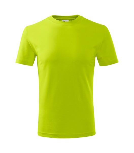 T-shirt Kids Malfini Classic New - Lime Punch / 12 years