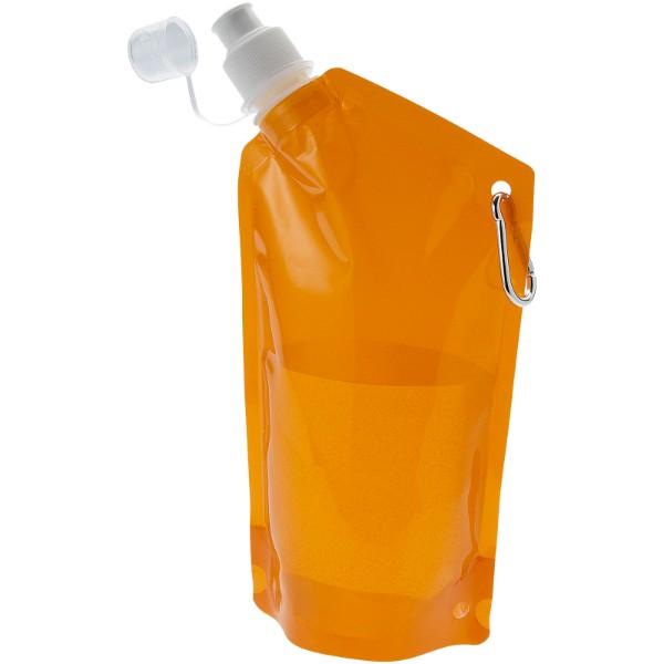 """Bolsa de agua """"Cabo"""" - Naranja Transparente"""