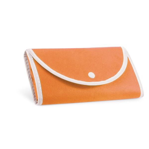 ARLON. Αναδιπλούμενη τσάντα - Πορτοκάλι