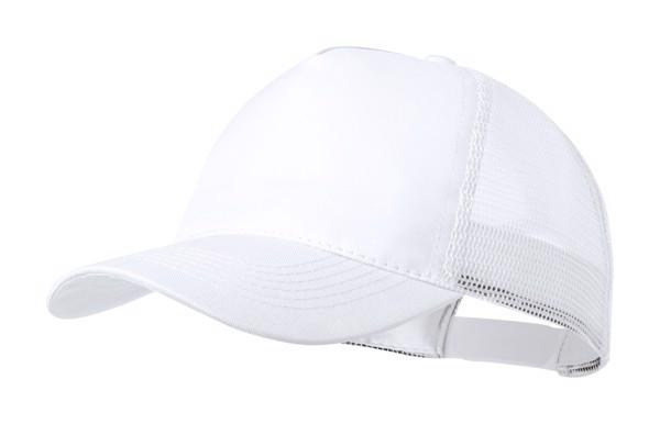 Baseballová Čepice Clipak - Bílá