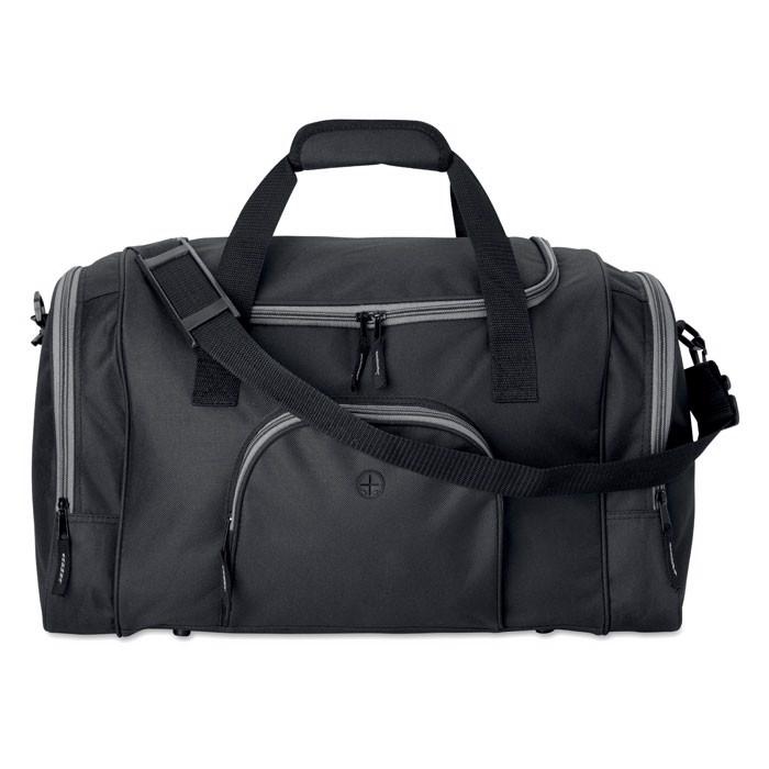 Sports bag in 600D Leis - Black