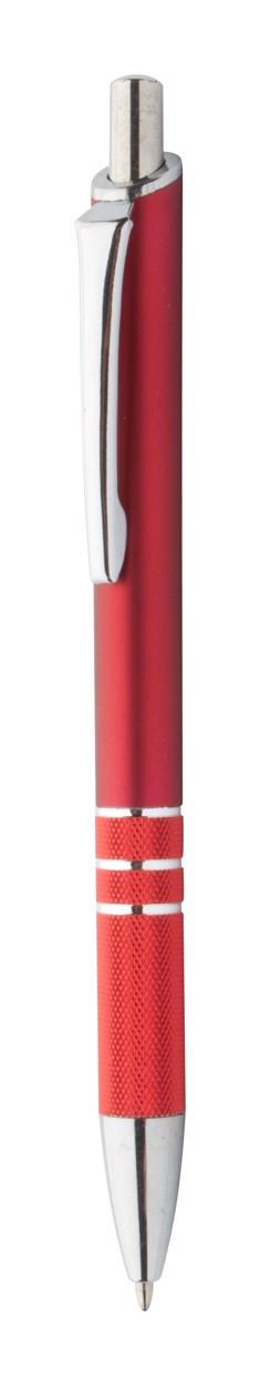 Kuličkové Pero Lane - Červená