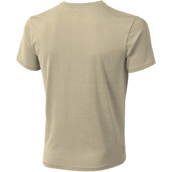 Nanaimo short sleeve men's t-shirt - Khaki / XS