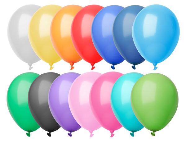 Balonky V Pastelových Barvách CreaBalloon