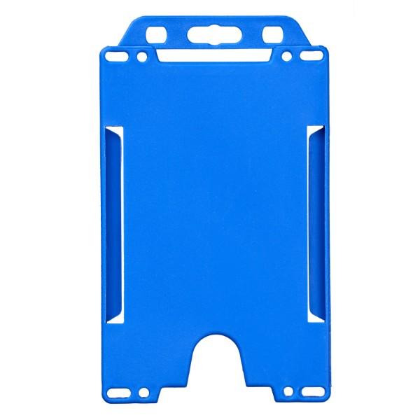 Pierre badge holder - Blue
