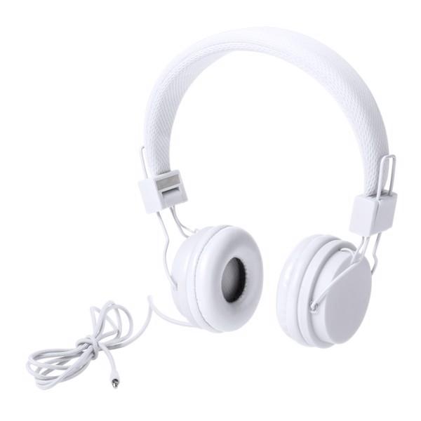 Auriculares Neymen - Blanco