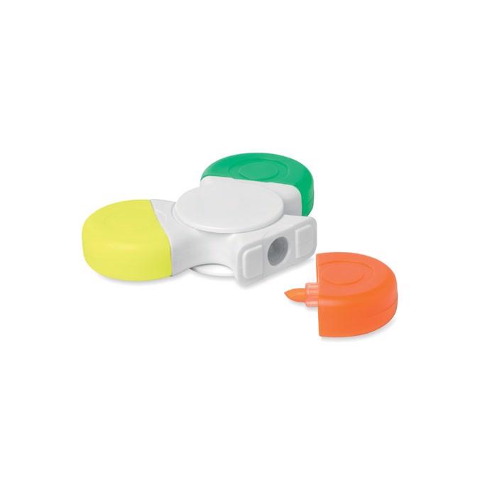 Spinner - zakreślacz Spinmark