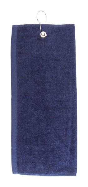Golfový Ručník Tarkyl - Tmavě Modrá