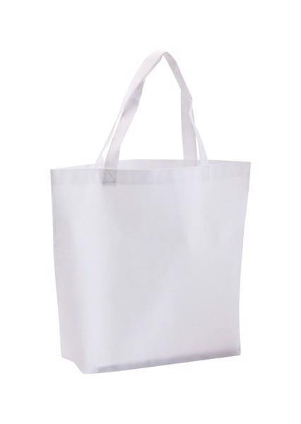 Shopping Bag Shopper - White