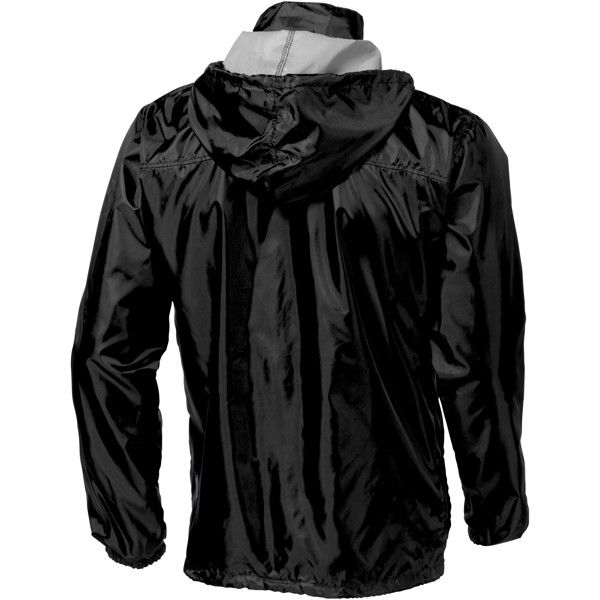 Action jacket - Solid black / XXL