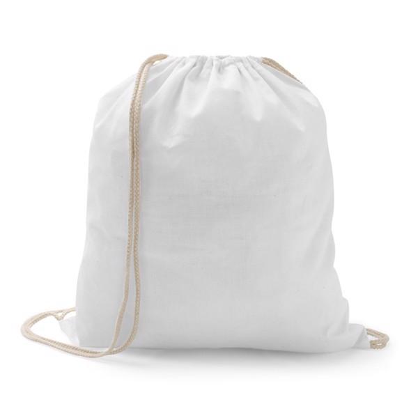 ILFORD. Mochila 100% algodón - Blanco