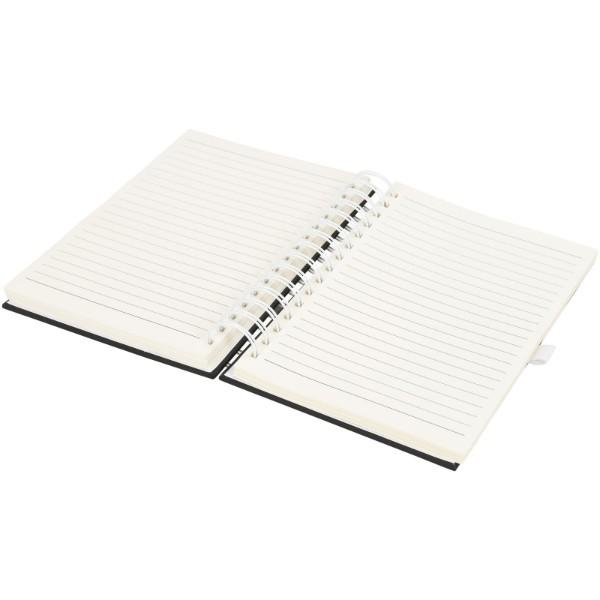 Wiro journal - Solid Black / White