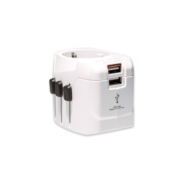 PRO Light USB. 3-pole Skross