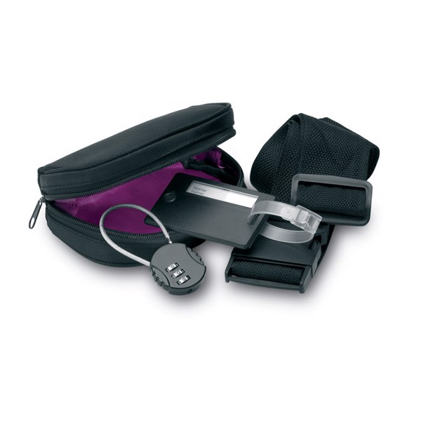 3 piece travel set Travelsup