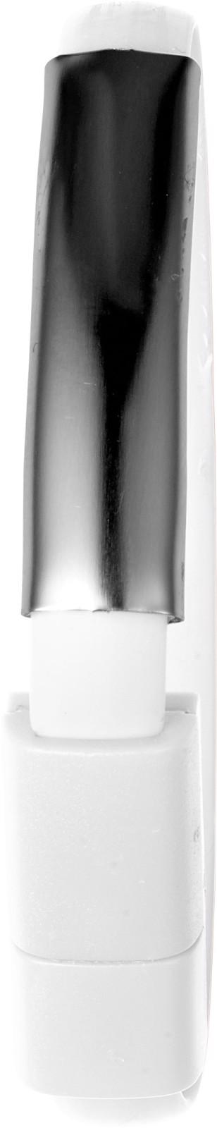 Silicone wristband - White