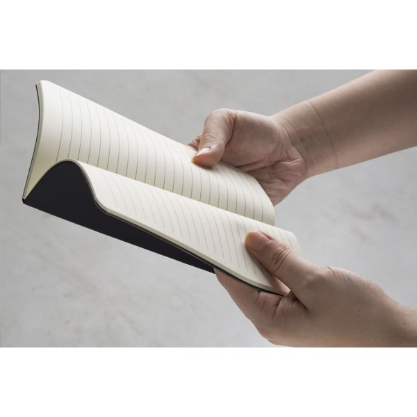 SoftCover Notebook - Black