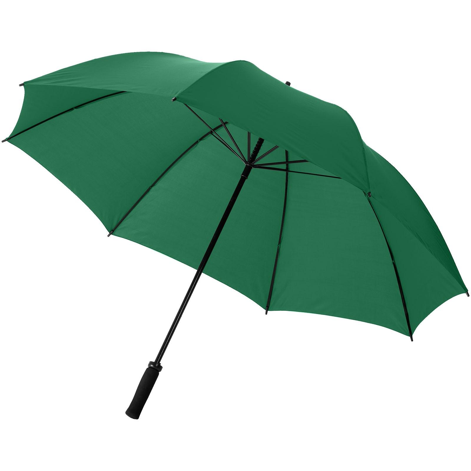 """30"""" golfový deštník Yfke s držadlem z materiálu EVA - Hunter Green"""