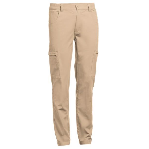 THC TALLINN. Pantalones de trabajo para hombre - Marrón Claro / 3XL
