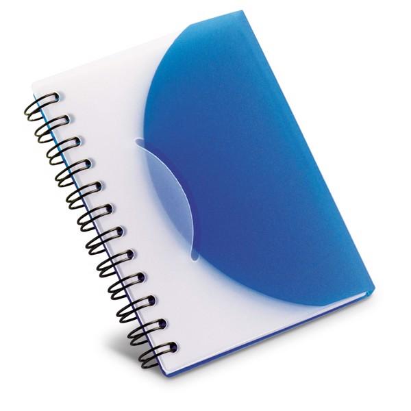 MILTON. Σημειωματάριο Α7 - Μπλε