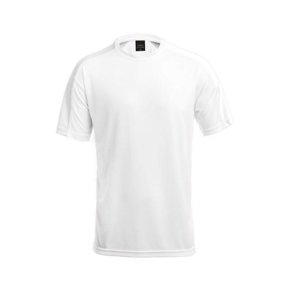 Camiseta Niño Tecnic Dinamic - Blanco / 10-12