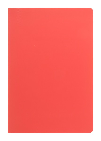 Notebook Dienel - Red
