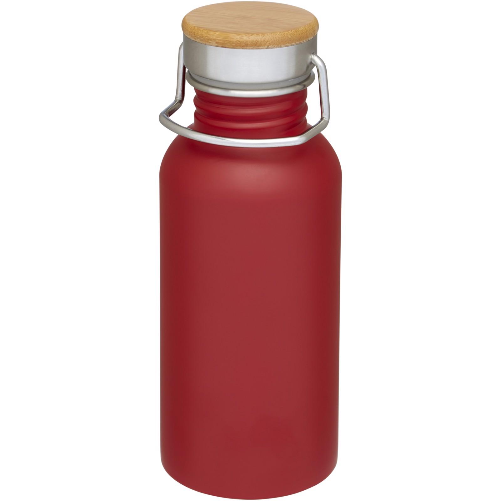 Thor 550ml sportovní láhev - Červená s efektem námrazy