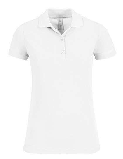 Polo Safran Timeless / Women - White / XL