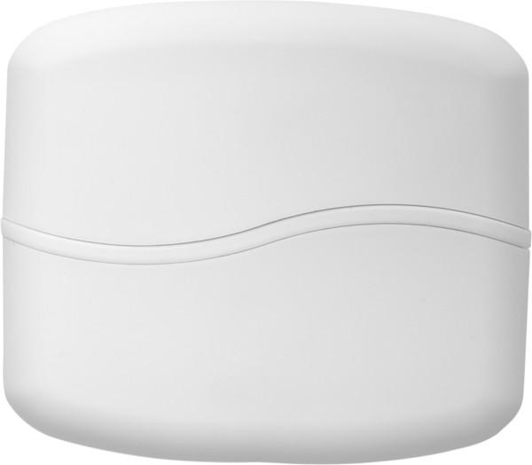 Bildschirm-und Tastaturreiniger 'Wave' aus Kunststoff - White