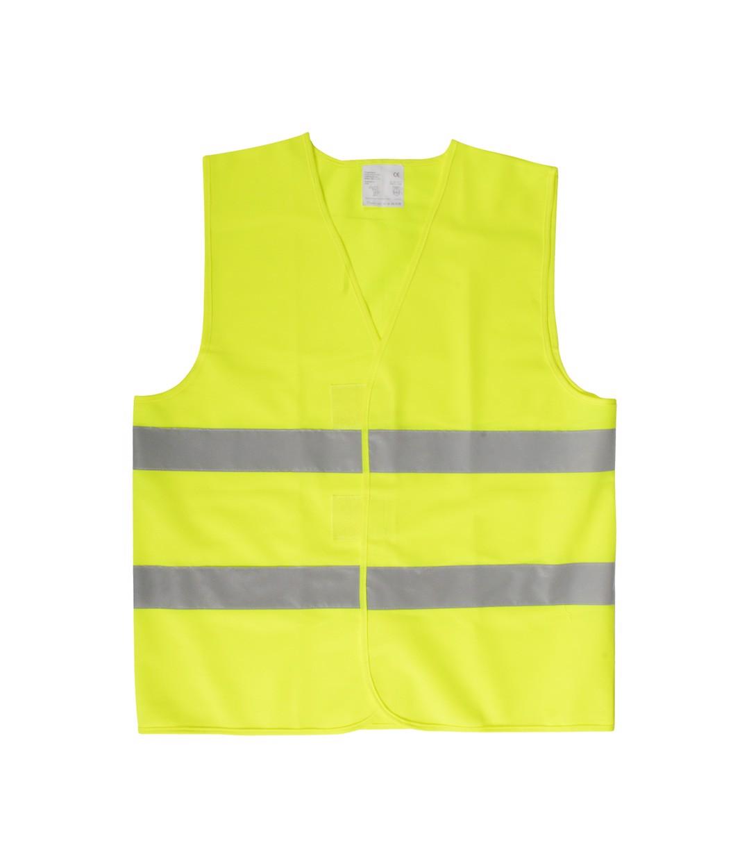 Dětská Reflexní Vesta Visibo Mini - Bezpečnostní Žlutá